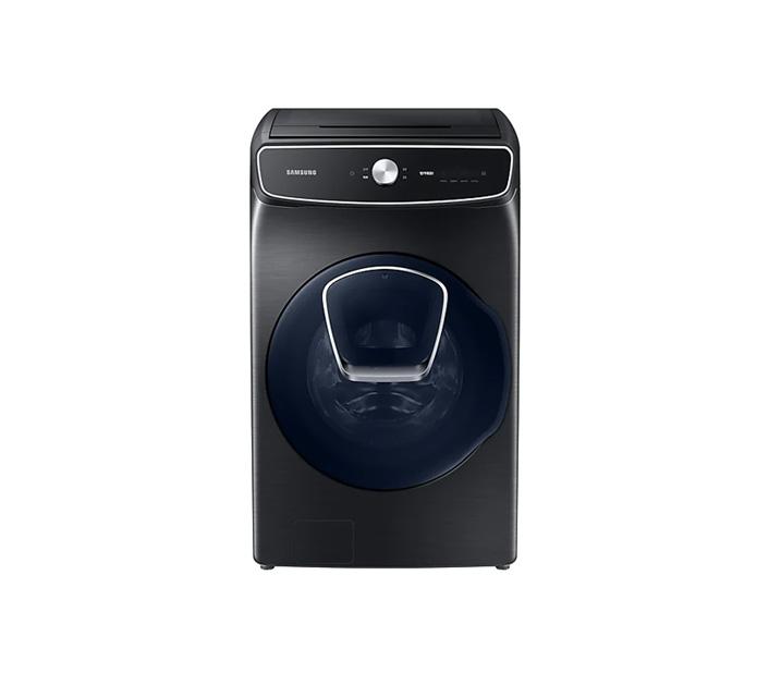 [L] 삼성 세탁기 플렉스워시 24kg 드럼 블랙케비어 WV24R9980KV / 월 47,900원
