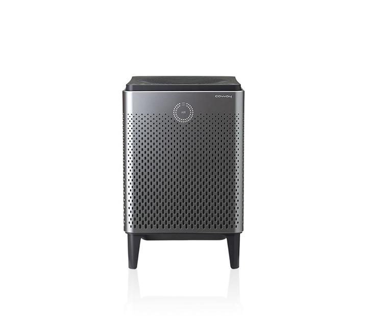 [G] 코웨이 듀얼파워 공기청정기 IoCare 메탈릭실버 AP-1515D  / 월42,900원