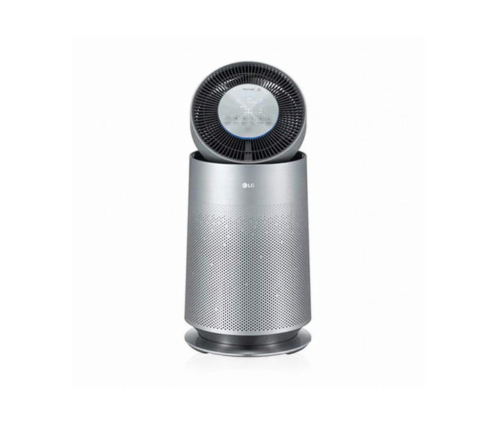 [L] LG전자 퓨리케어 360도 펫 공기청정기 19평형 뉴메탈샤인 AS190DNPA  / 월35,000원