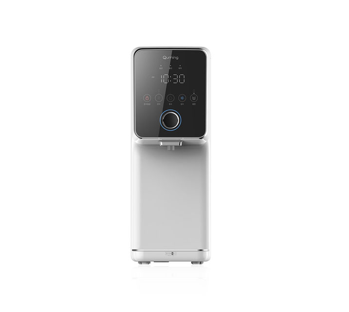 [G] 현대큐밍 더슬림 리뉴얼 직수형 냉온정수기 블랙 HP-811B / 월22,900원