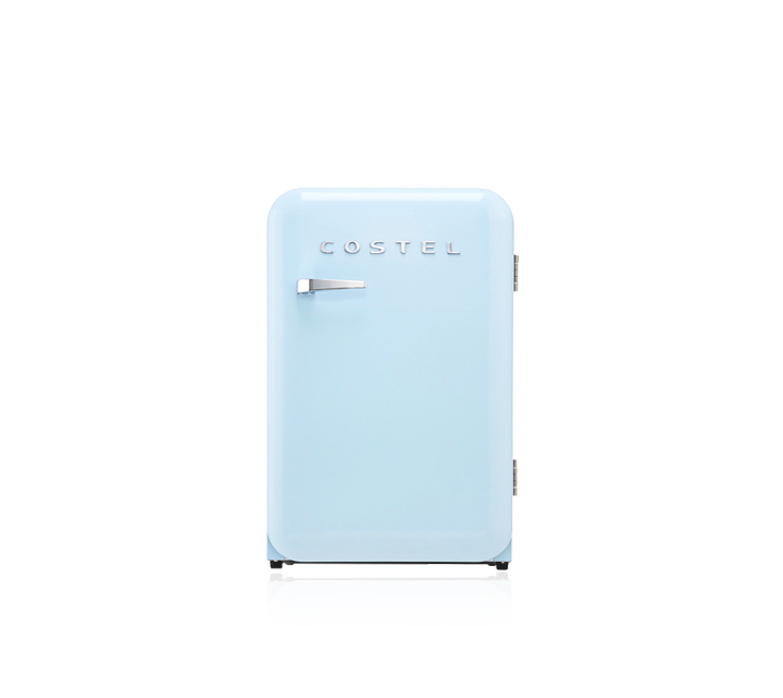 [L] 코스텔 냉장고 107L 블루 CRS-107HABU / 월26,900원