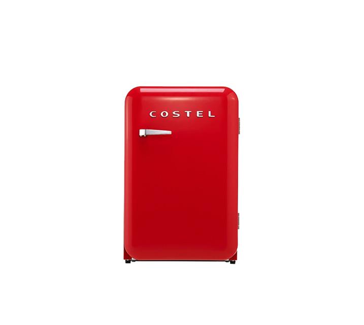 [S] 코스텔 냉장고 107L 레드 CRS-107HARD / 월17,900원