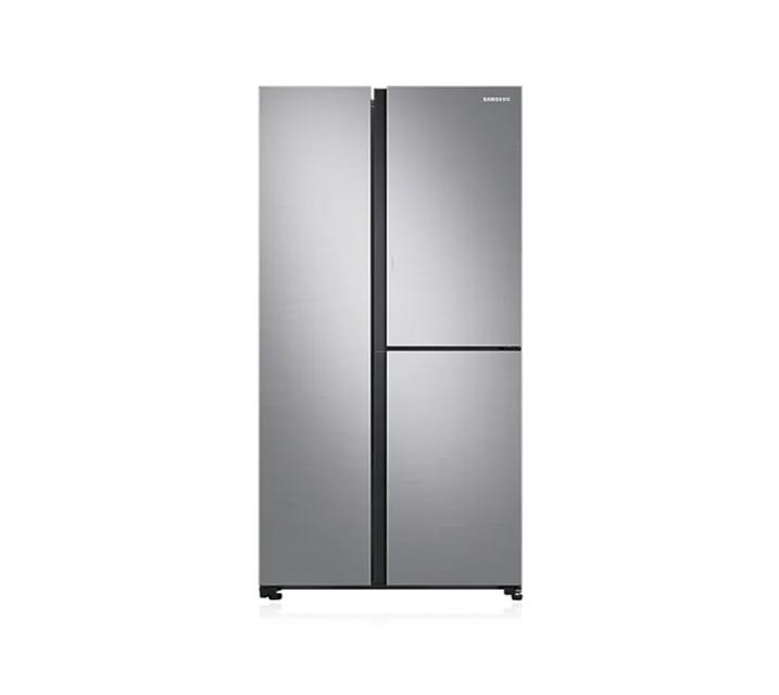 [S] 삼성 양문형 냉장고 3도어 리얼메탈 845L RS84T5080M9 / 월 48,900원