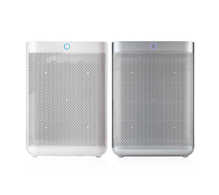 [G] 현대큐밍 더케어 큐브 공기청정기 세트 HQ-A19100W + HQ-A19100S SET / 월28,900원