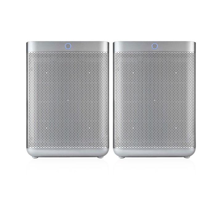 [G] 현대큐밍 더케어 큐브 공기청정기 세트 HQ-A19100S + HQ-A19100S SET / 월28,900원