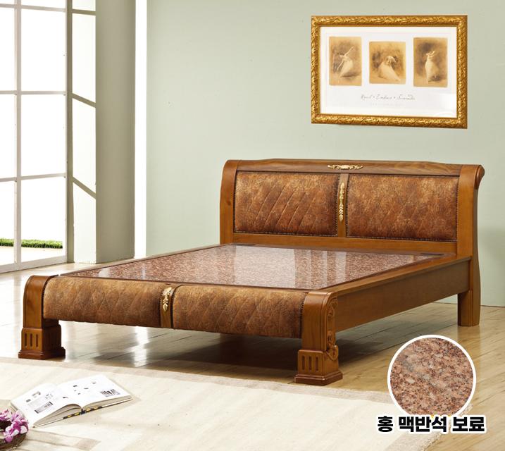 아란 Q 돌 흙침대 (온수형 홍맥반석 보료) / 월 73,800원