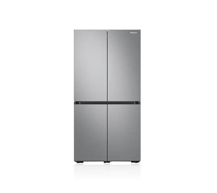 [L] 삼성 냉장고 4도어 비스포크 양문형 871L 더블실버 RF85T9013T2 / 월 58,700원