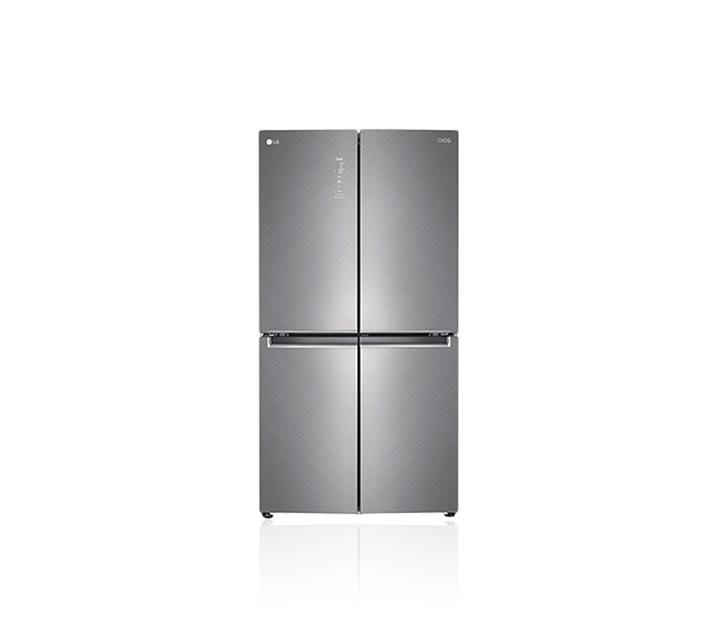 [S] LG 디오스 매직스페이스 냉장고 샤이니 사피아노 870L F873SN35E / 월 82,000원