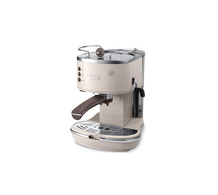 [S] 드롱기 아이코나 빈티지 에스프레소 커피머신 베이지 ECOV311.BG / 월11,000원