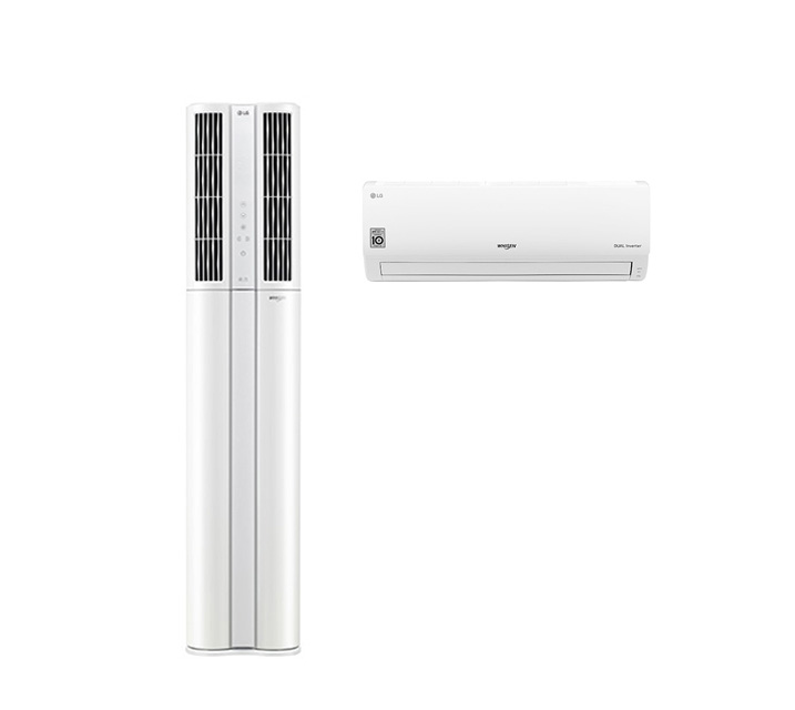 [L] LG 휘센 에어컨 18+7평형 FQ18DADWA2 / 월 77,900원