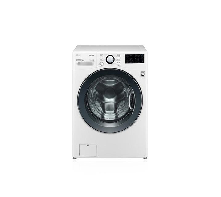 [L] LG 트롬 드럼 세탁기 19kg 화이트 F19WDU / 월30,500원