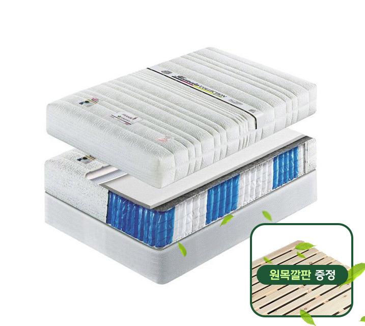 ★소나무 원목깔판 증정★ 7존매트리스 SS / 월 9,800원