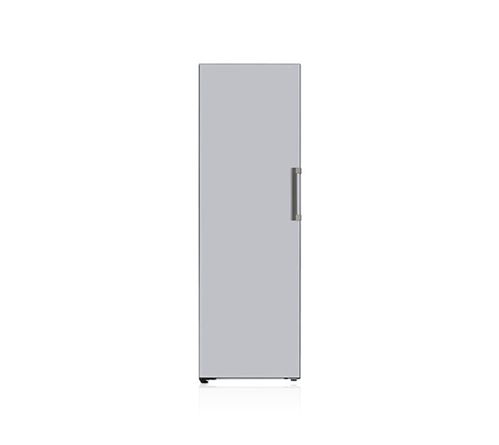 [S] LG 오브제컬렉션 컨버터블 냉동전용고 321L 글라스 실버 Y320GS / 월44,500원