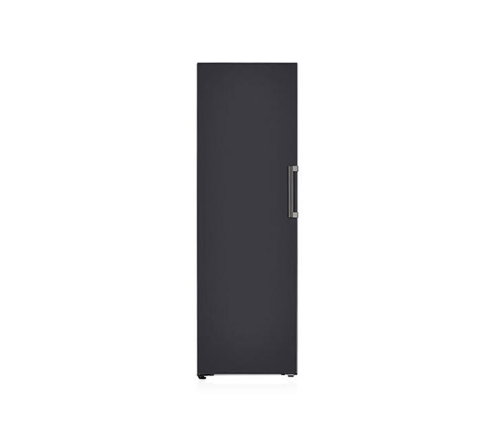 [S] LG 오브제컬렉션 컨버터블 냉동전용고 321L 블랙 Y320MBS / 월39,900원