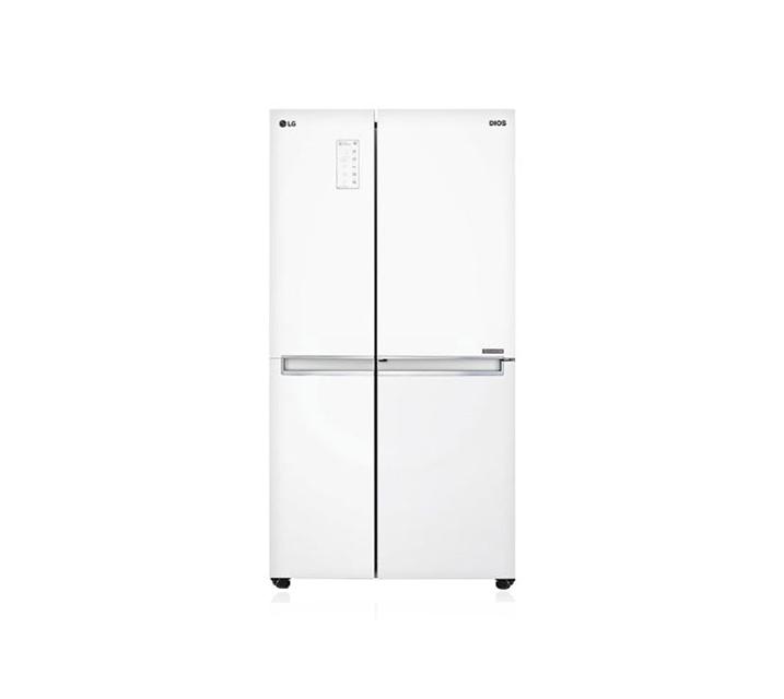 [L] LG 양문형 냉장고 실버 821L S831W30Q  / 월 34,900원