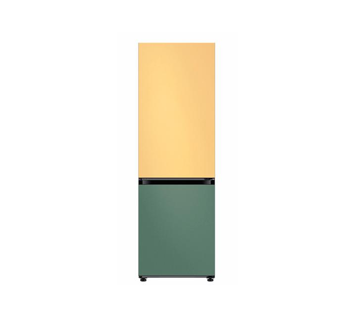 [L] 삼성 비스포크 2도어 냉장고 코다선옐로우 코타그리너리 333L RB33T3662APYF   / 월 30,900원