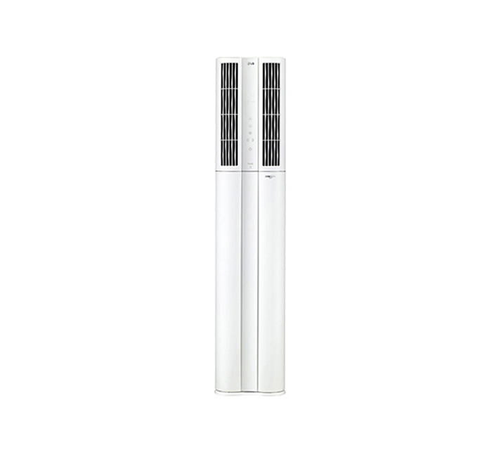 [L] LG 휘센 듀얼히트 스탠드 에어컨 18평형 FQ18HBDWA1 / 월57,900원